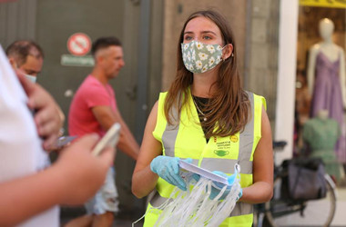 荷兰口罩法生效,不戴口罩罚款95欧元,斯爵思助力口罩生产