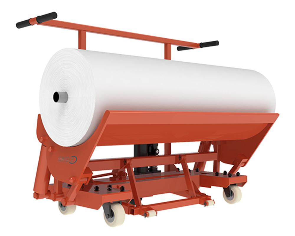 手动型布卷运输车(匹配织机)