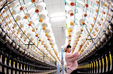 纺织业人力成本占比飙升超50%,产业链上行承压!