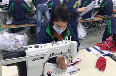 越南工厂停摆,孟加拉国封锁纺织业!suntech电动轴车解决仓储运输问题