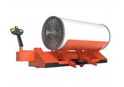 电动型经轴上轴车(布斗式)